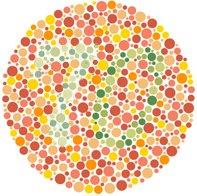 70 daltonien